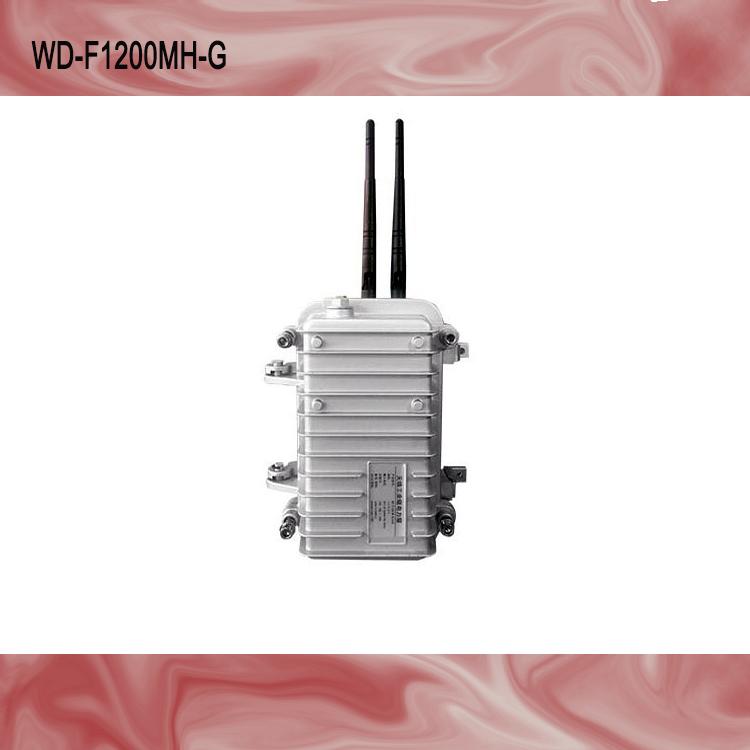 无线工业级电力网桥 WD-F1201M-G / WD-F1001M-G