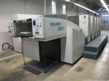 罗兰IO印刷机通讯电路板维修人机界机触控屏手机验证领28彩金驱动器快速维修