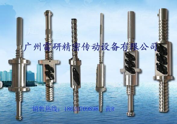 nissei日精NEX110注塑机锁模丝杆