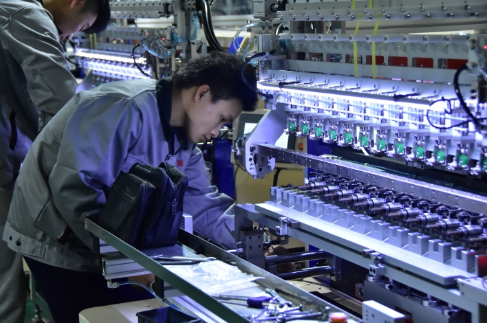 金华翼:以高性价比自动化技术成就世界一流智造品牌