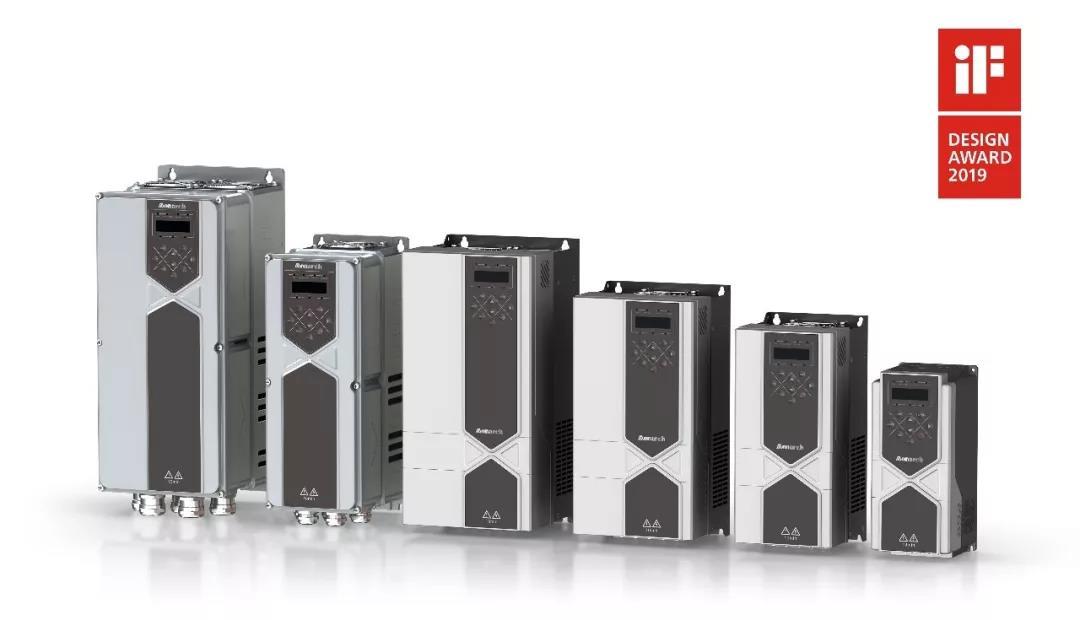 电梯 汇川技术WISE310扶梯专用变频器斩获2019德国iF设计大奖