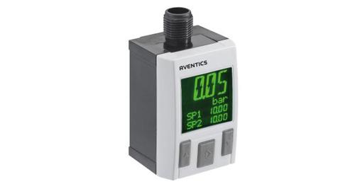 艾默生:安沃驰新型压力传感器监测工况并降低气动系统损耗
