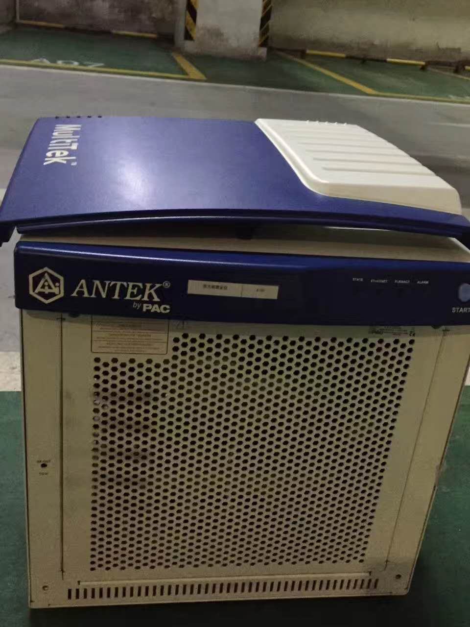 ANTEK硫氮元素分析仪器珠三角两小时工控机快速上门维修