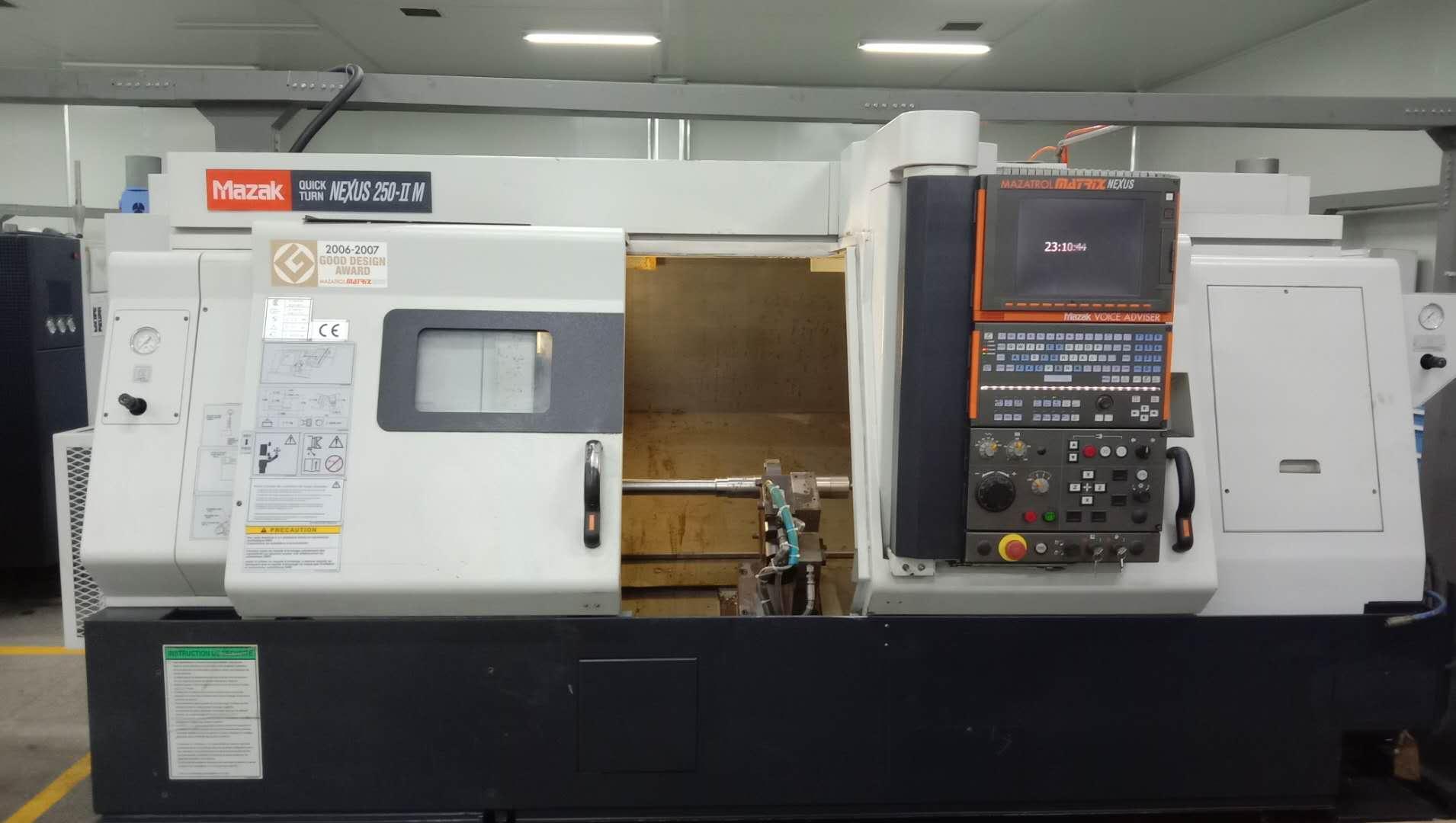 马扎克MAZAK 640数据机床人机界面触控屏珠三角两小时上门维修