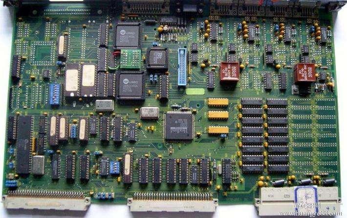 西门子CPU电路板工控机触控屏嵌入式工控电脑人机界面维修