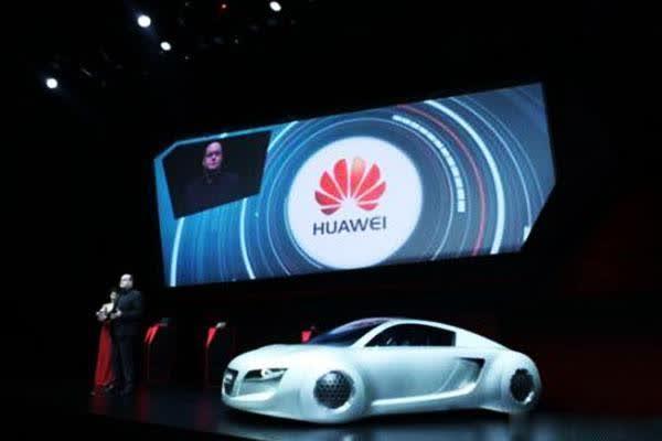 华为携手汽车产业链推动智能网联     伊戈尔提供高频变压器