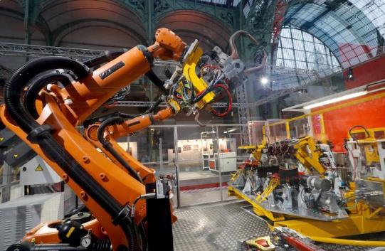 华数机器人重磅推出协作机器人等三款新品
