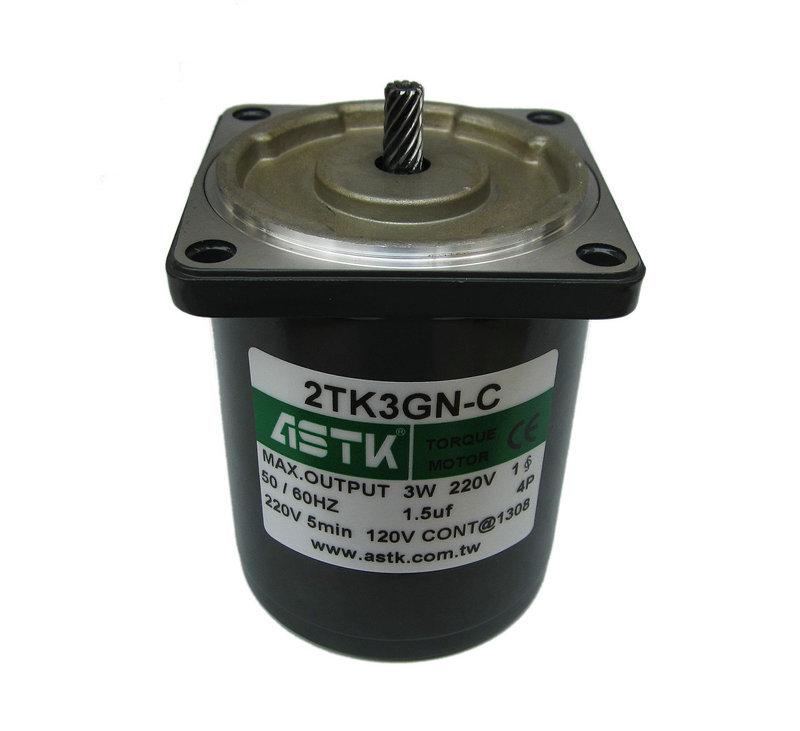 2TK3GN-CW2J,2TK3GN-C,2GN-36K专业台湾ASTK单相力矩马达正品质量保证