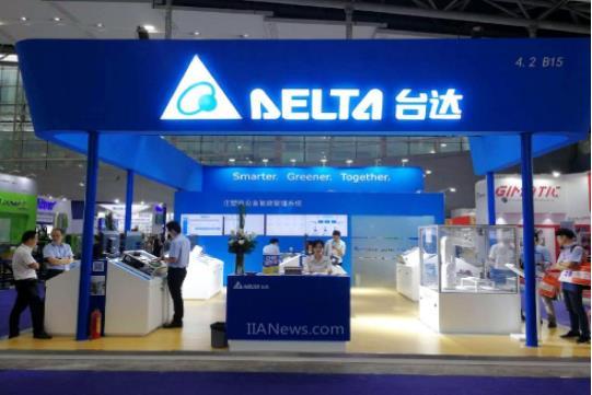 协助橡塑产业智能化升级,台达亮相2019广州国际橡塑展