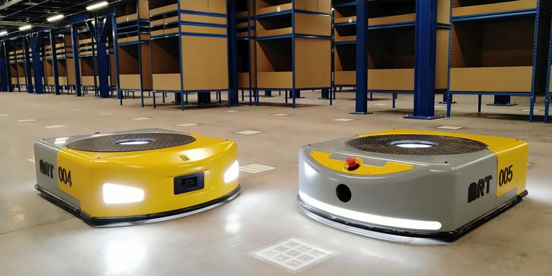 群雄逐鹿224亿美元仓储物流机器人市场,如何分杯羹?
