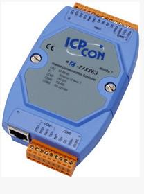 供应泓格I-7188E3/I-7188E3-232:1RS-232、1*RS-485、1*RS-422/485串口设备联网服务器