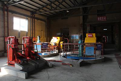 煤矿回填压浆黄泥防火灌浆站设备 天津赛智