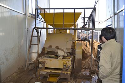 煤矿地面注浆站黄泥灌浆防灭火系统 天津赛智