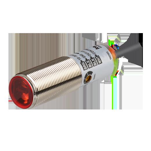 BRQ 系列 圆柱型光电传感器(新型)