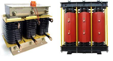 变频器专用电抗器设计计算与测定