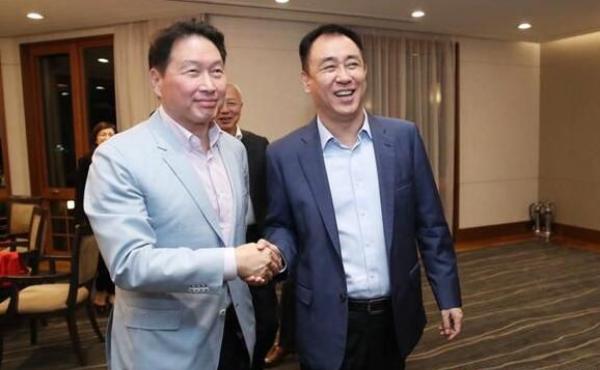 """恒大""""造车天团""""再添猛       将携韩国SK发力新能源汽车"""