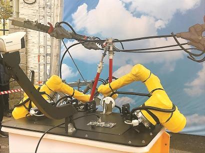 世界工业机器人巨头 发那科落子成都