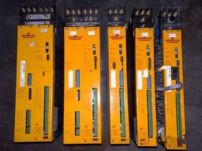 鲍米勒BUG2-60-31-B-010驱动器维修