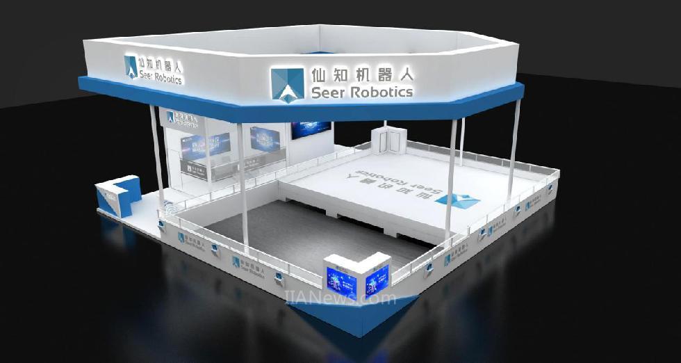 展会预告|AMTS2019,仙知机器人展品抢先看