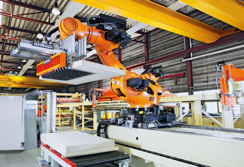 皮尔磁:打造安全高效的机器人码垛