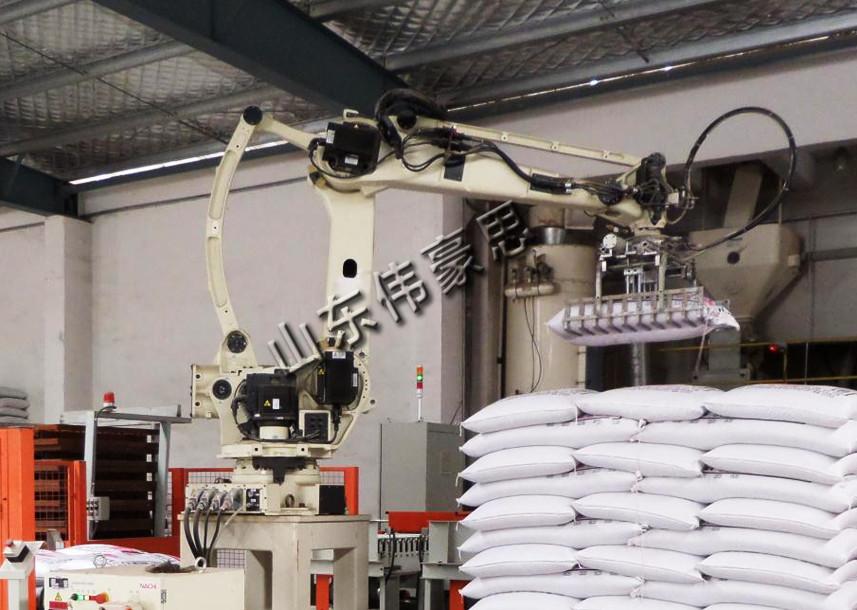 颗粒袋装全自动拆垛机械手 全自动无尘卸垛设备