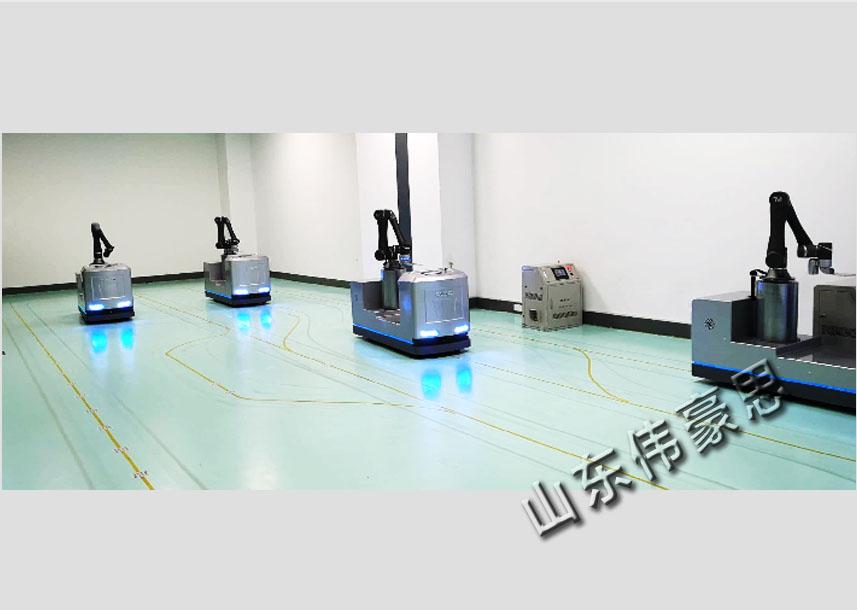 AGV智能搬运机器人 重载AGV小车