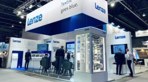 机械行业盛会 | 伦茨带动纺织机械自动化蓝色新潮流