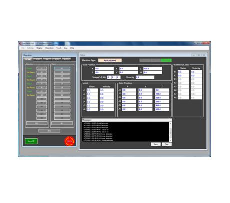 软赢RMX机器人控制系统