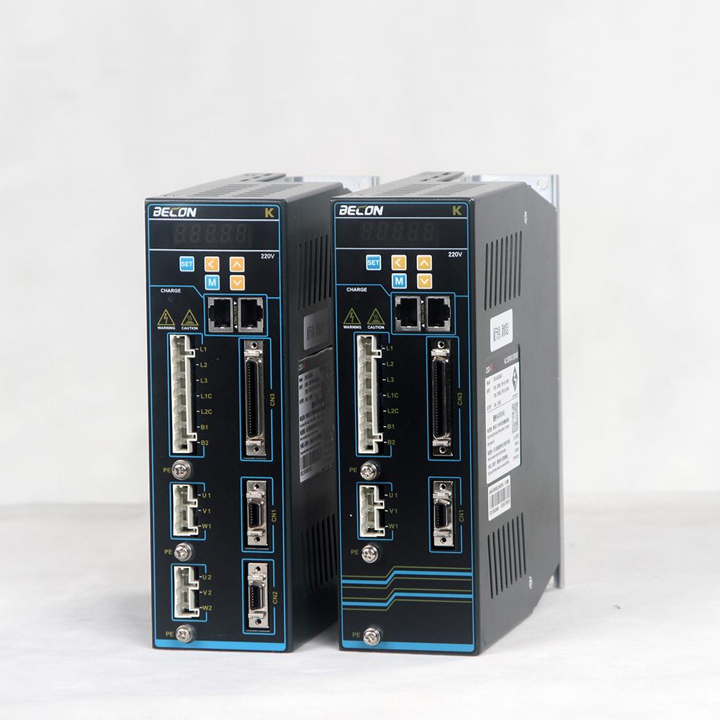 通用脉冲型K系列伺服驱动 型号:  KAS系列