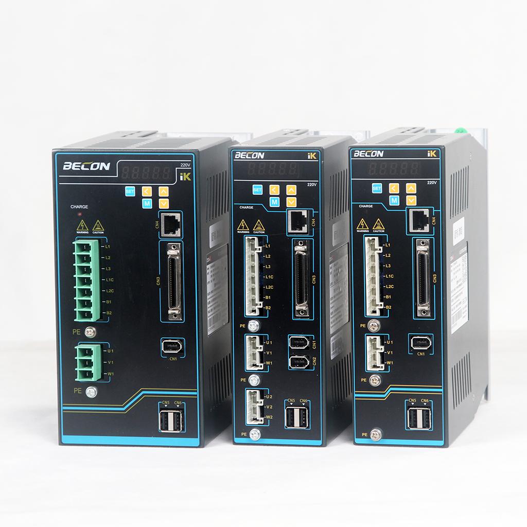 通用总线型iK系列380V伺服驱动 型号:  iKBS系列