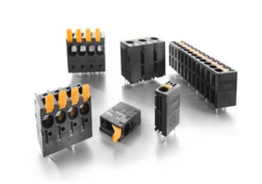 魏德米勒最新直插式电源端子,免工具接线高效可靠