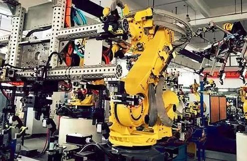 举世制制业自动化大幅晋升 工业板滞人普及率立异高