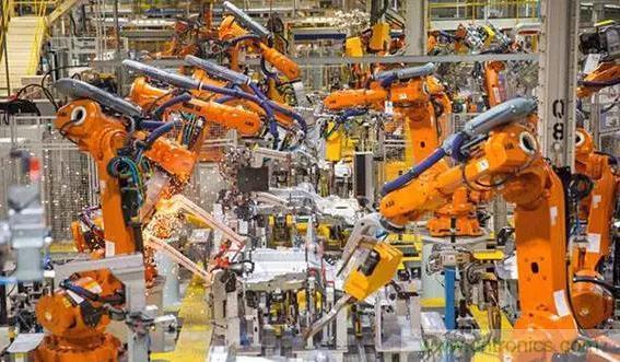 中国制造业的高光与黯然