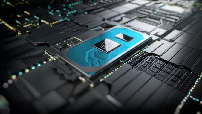 技術突破 | 英特爾發布11款高度集成的全新第十代智能英特爾酷睿處理器