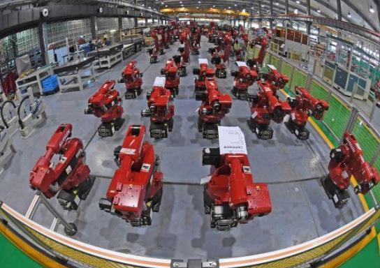 日媒:中国亚洲电影男人天堂机器人市场外加入黑蛇部落资企业存在感依然突≡出