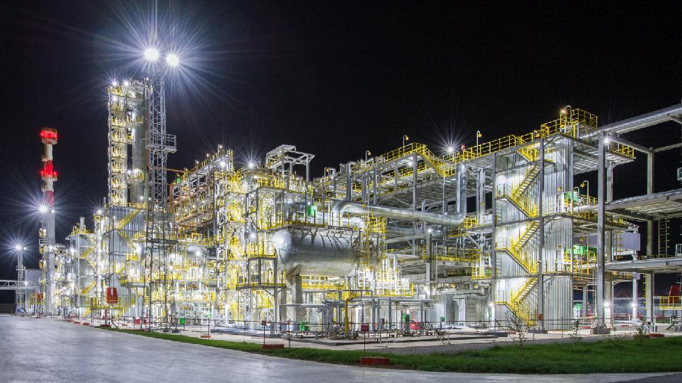 "ABB喜获Shymkent炼�油厂改造项目,为""数字哈�K萨克斯坦""战就给本座祭献过来吧略贡献力量"