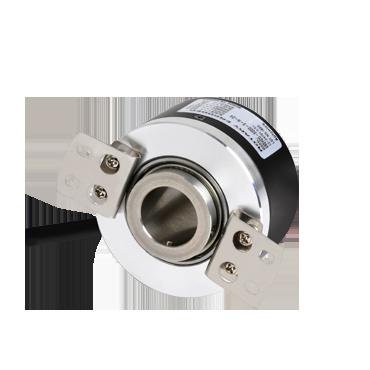 E60H (正弦波)系列 60 mm增量型旋转编码器(正弦波,中空轴型)