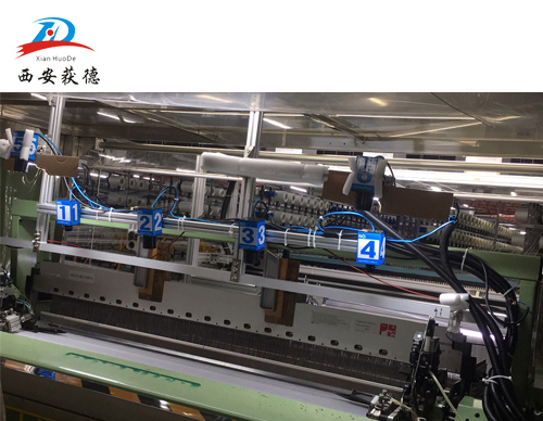帘子布缺陷织机在线检测系统,纺织品检测