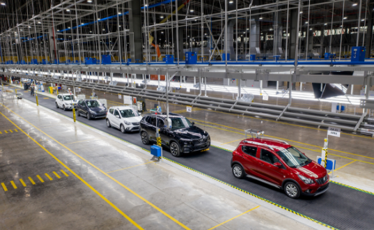 西门子数字化企业产品组合帮助VinFast提前完成汽车交付