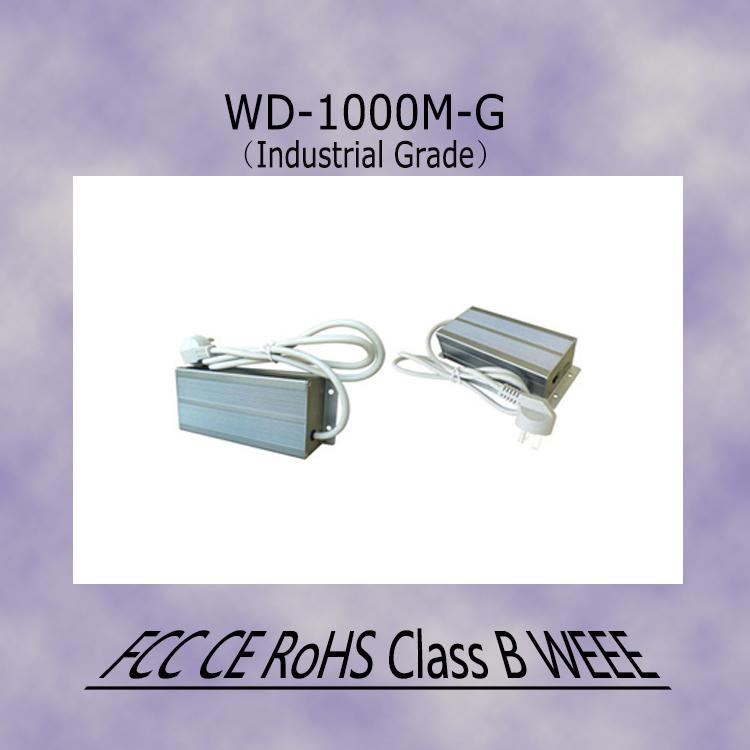 WD-1000M-G   G.hn 工业级电力网桥