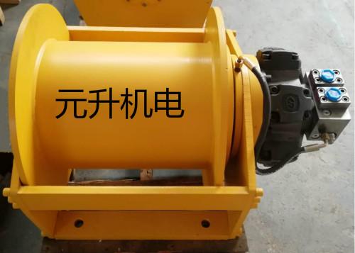 液压卷扬机的固定方法解析及液压卷扬机结构特点