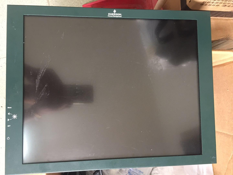 艾默生EMERSON工控机显示屏维修
