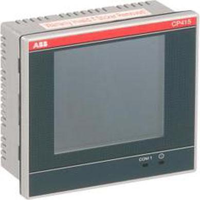 ABB CP420B人机界面触摸屏PLC伺服驱动器变频器维修