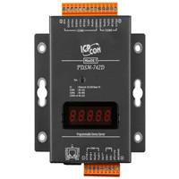 供应泓格PDSM-742D:带7段数码显示的PDS-742(金属外壳)