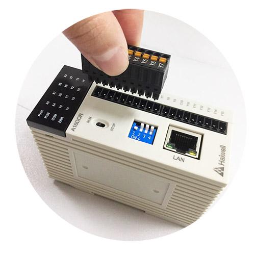 Haiwell海为AN系列-运动控制型卡片型PLC主机