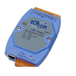 供应泓格I-7188E4:3*RS-232,1*RS-485串口设备联网服务器