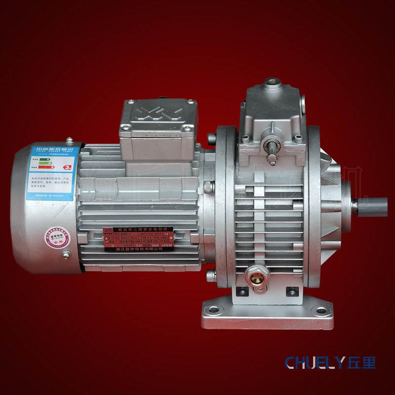 MBL15-Y1.5-B5铝壳无极变速箱 丘里MB22变速机