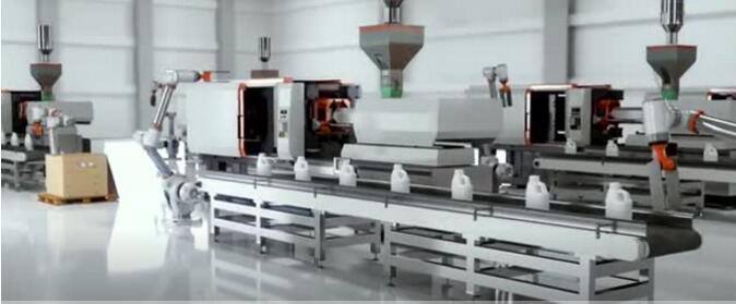 案例 | 注塑成型工藝——塑料容器生產線