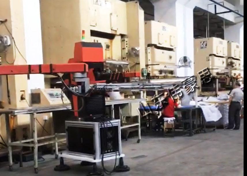 上下料机器人搬运 全自动电子元件搬运机器人