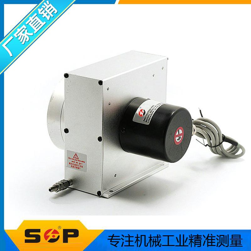 WPS-L-V-7500mm拉绳位移传感器可用于精确测量和定位控制